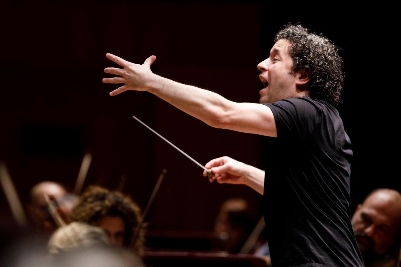 / actu / Gustavo Dudamel, nommé directeur musical de l'Opéra national de Paris