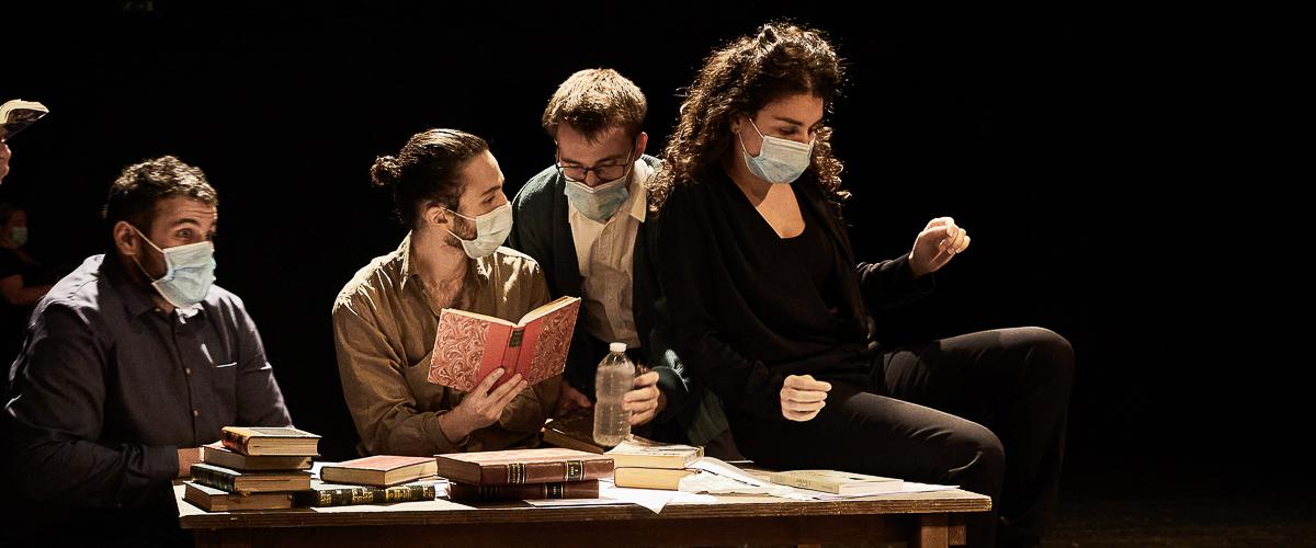 / actu / Le Conservatoire national supérieur d'art dramatique annule son concours de recrutement 2021