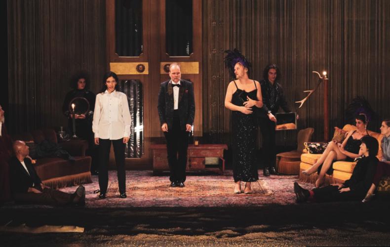 Gérard Watkins monte Hamlet de Shakespeare