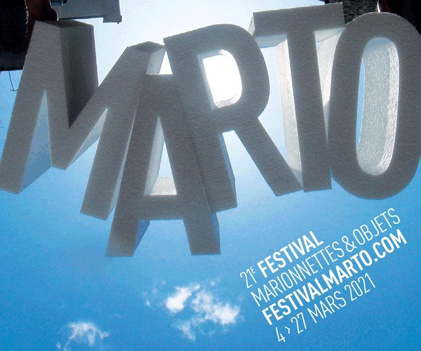 Le Festival Marto ! 2021 est annulé