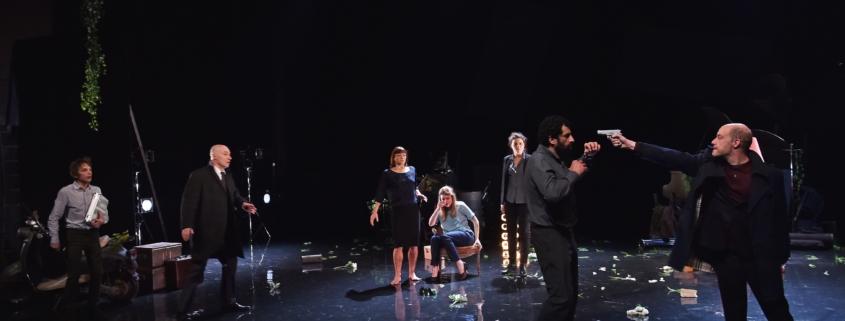 Lors d'une présentation professionnelle, Laurent Hatat a montré « La Mère coupable » de Beaumarchais
