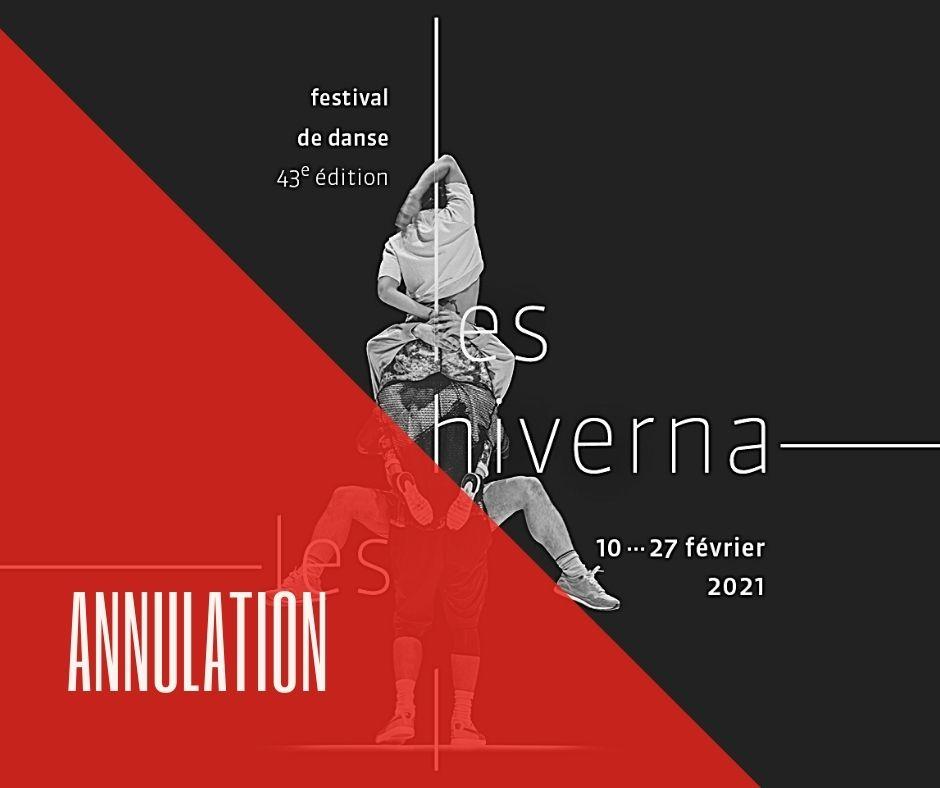 Le festival Les Hivernales 2021 à Avignon est annulé