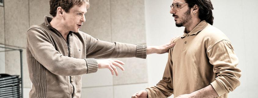 La Tragédie d'Hamlet par Guy-Pierre Couleau