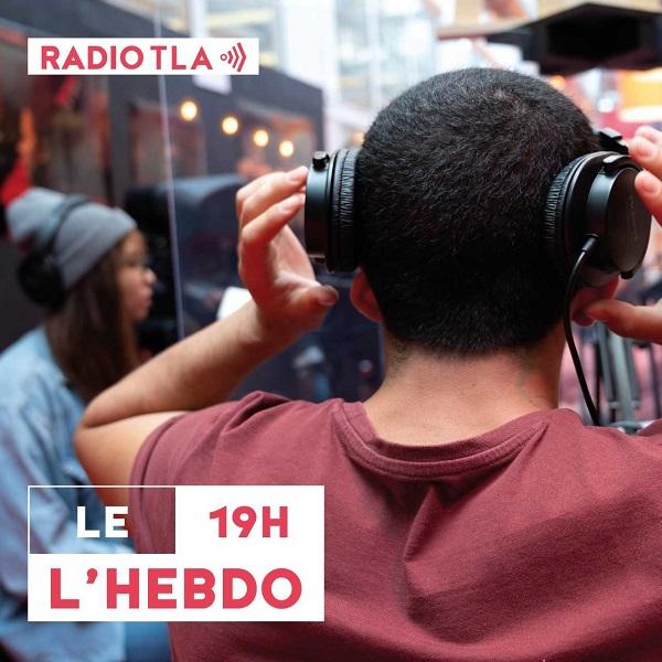 Le 19H L'HEBDO, le podcast radio du Théâtre Louis Aragon tous les vendredis