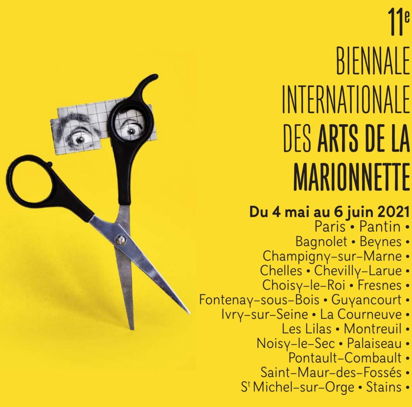 Marta Cuscunà, artiste invitée de la Biennale internationale des arts de la marionnette 2021