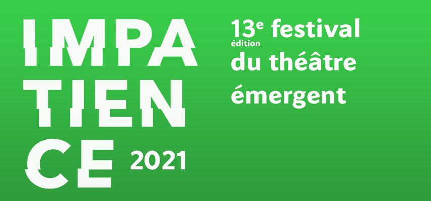L'appel à projet du Festival Impatience 2021