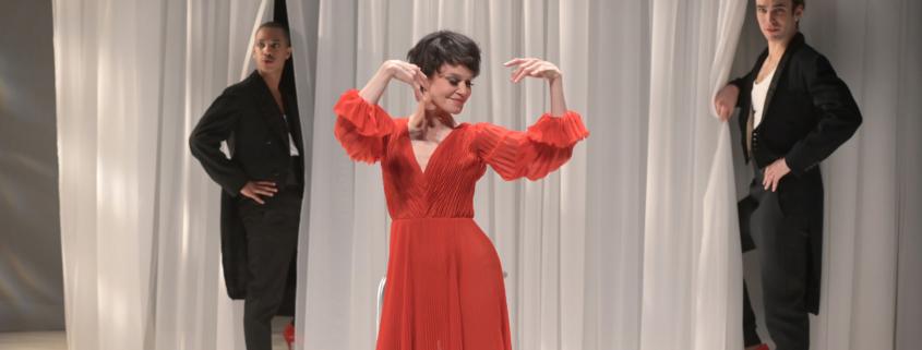 Glysleïn Lefever monte Music-hall de Lagarce au Studio-Théâtre de la Comédie-Française
