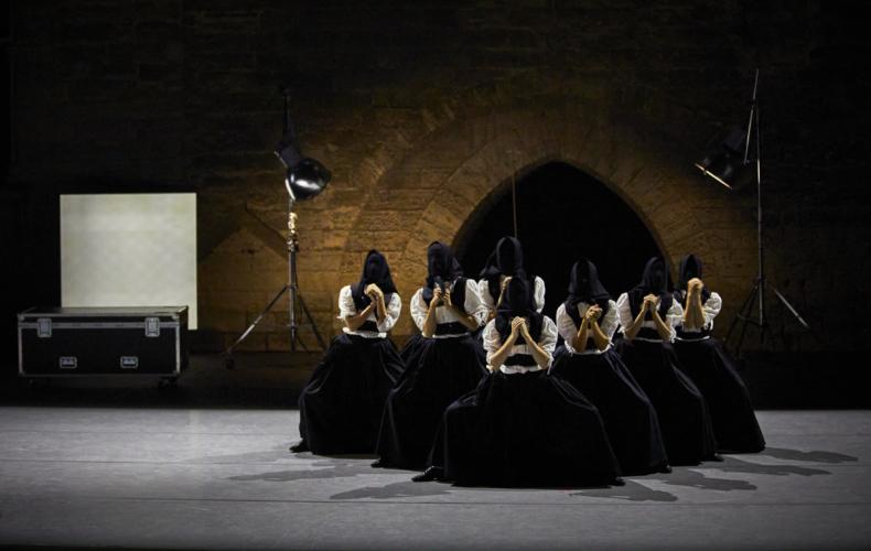 Sonoma de Marcos Morau au Festival d'Avignon 2021