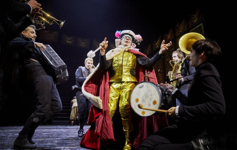 Valérie Lesort et Christian Hecq montent Le Bourgeois Gentilhomme de Molière à La Comédie-Française