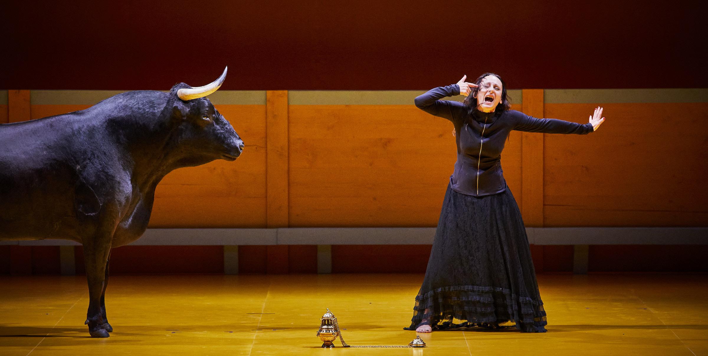 Angélica Liddell crée Liebestod au Festival d'Avignon 2021