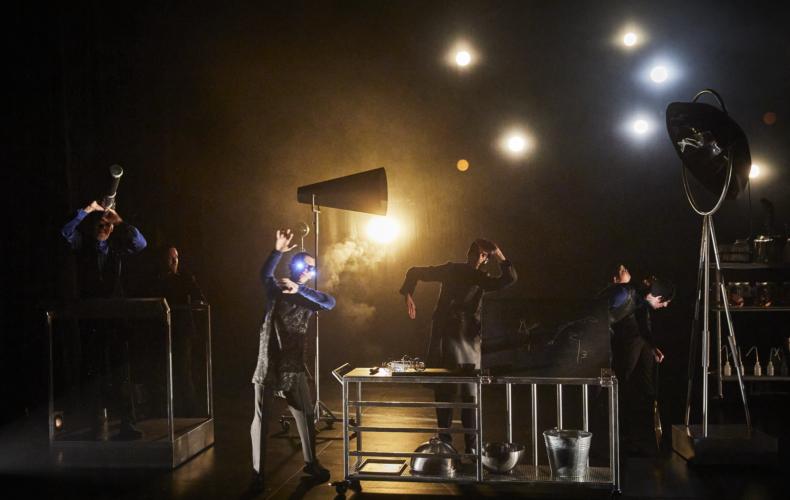 Gulliver le dernier voyage de Madeleine Louarn et Jean-François Auguste d'après Jonathan Swift au Festival d'Avignon 2021