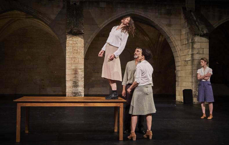 Nathalie Béasse crée Ceux-qui-vont-contre-le-vent au Festival d'Avignon 2021