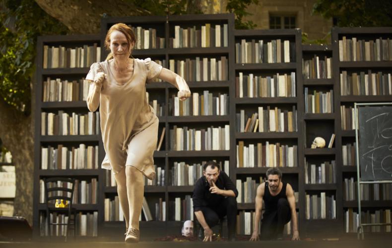 Olivier Py crée Hamlet à l'impératif au Festival d'Avignon 2021