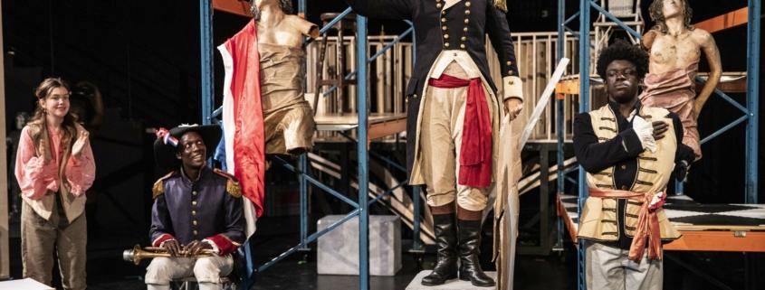 Blandine Savetier crée Nous entrerons dans la carrière au Théâtre National de Strasbourg