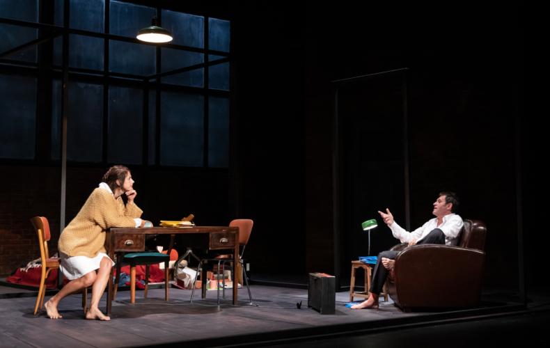 Claudia Stavisky met en scène Skylight de David Hare aux Célestins