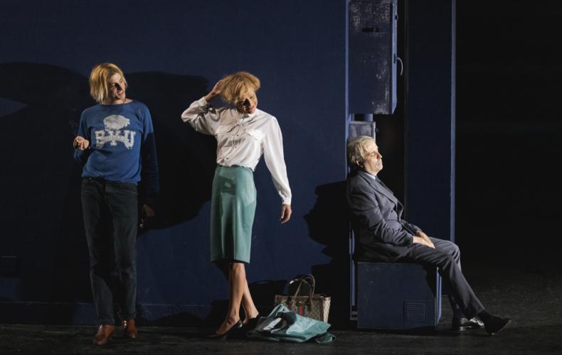 Ludovic Lagarde monte Quai Ouest de Bernard-Marie Koltès au Théâtre National de Bretagne