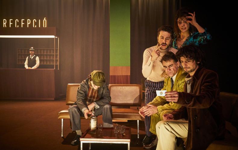 Marc Lainé crée Nosztalgia Express à La Comédie de Béthune