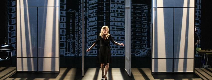 Nathalie Dessay dans Hilda de Marie NDiaye mise en scène Elisabeth Chailloux au TNS