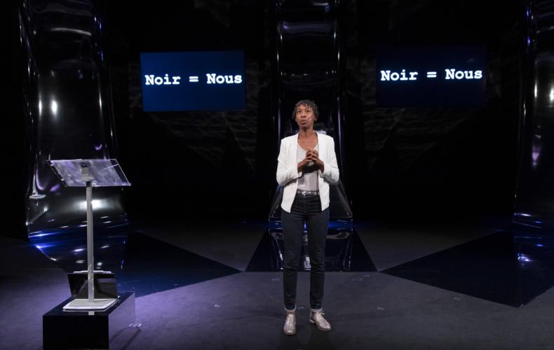 Tania de Montaigne et Stéphane Foenkinos créent L'Assignation au Théâtre du Rond-Point